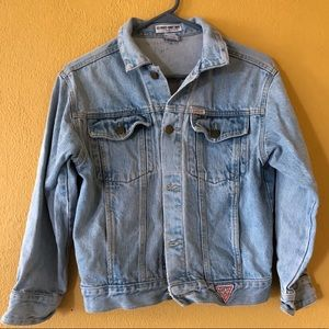 Vintage Guess Georges Marciano Denim Jacket
